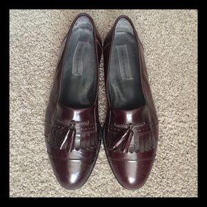 Men's Stacy Adams tasseled loafers